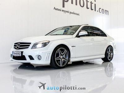 used Mercedes C63 AMG AMG