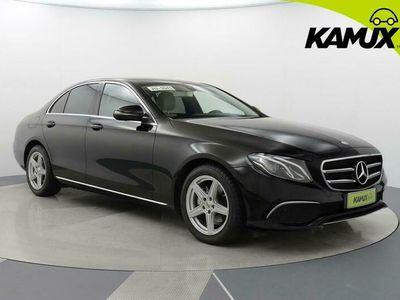 käytetty Mercedes E200 A Business 9G-Tronic / Tulossa myyntiin / Pa-lämmitin / Navigointi / Widescreen /