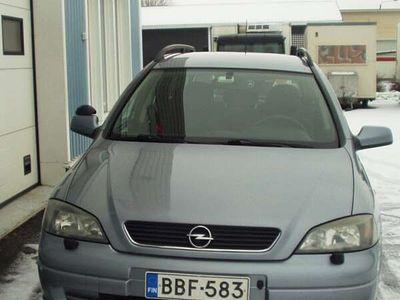 käytetty Opel Astra Caravan 1,6 16V Comfort