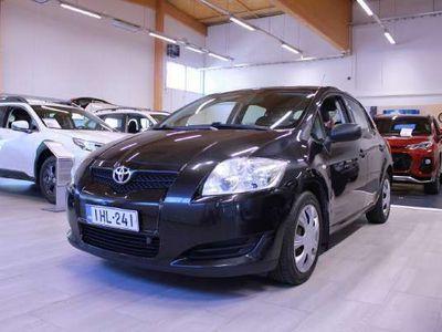 käytetty Toyota Auris 1,4 VVT-i Linea Terra 5ov - * KORKO 0,99 % + KULUT 31.7. ASTI *