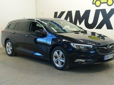 käytetty Opel Insignia Sports Tourer Innovation Plus 125kw // 1. omisteinen // Webasto kaukolla // Sähkökontti // IntelliLUX //