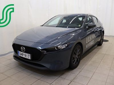 käytetty Mazda 3 Hatchback 2,0 (122 hv) SKYACTIV-G Vision Plus Business AT HL2Y