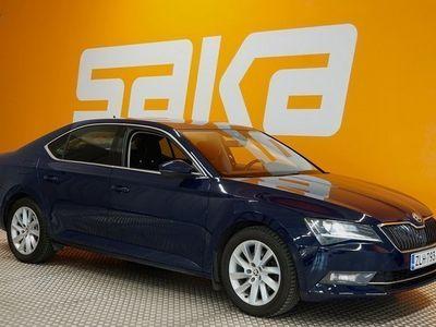 käytetty Skoda Superb 1,4 TSI ACT Ambition 150 Hp ** Suomiauto / Dynamic Light Assistant / Winter-paketti **