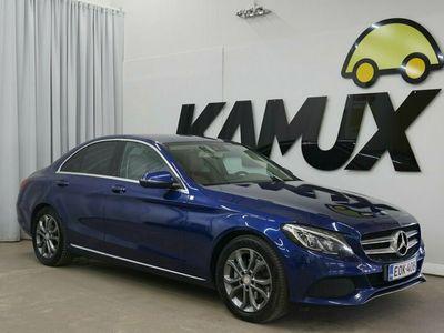 käytetty Mercedes C200 d A Premium Business (MY16)