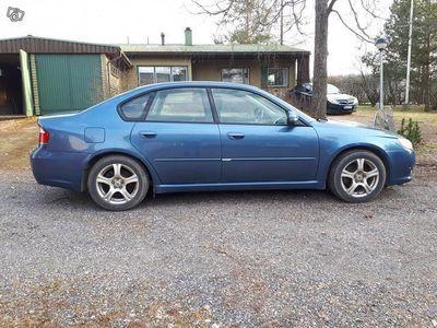 käytetty Subaru Legacy 2.0 TD Sedan Business (CQ)