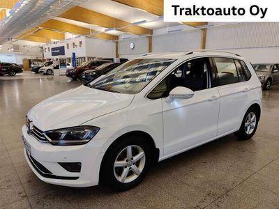 käytetty VW Golf Sportsvan Highline 1,4 TSI 92 kW (125 hv) DSG-automaatti