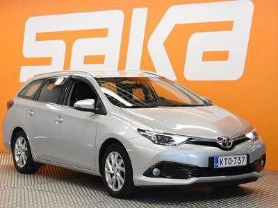 käytetty Toyota Auris Touring Sports 1,2 T Active Multidrive S ** Suomiauto / Peruutuskamera / Cruise **