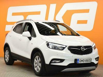 käytetty Opel Mokka X Enjoy 1,4 Turbo ECOTEC 103kW AT6 **1 omisteinen / Android Auto / Merkkihuollettu**