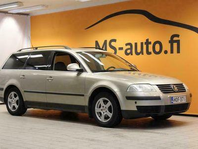 käytetty VW Passat 1.8T AUTOMATIC #Papanhelmi #Vähänajettu #Vetokoukku #Vakkari