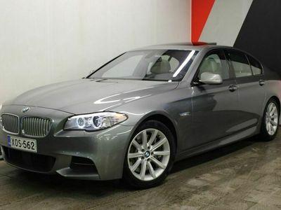käytetty BMW M550 A xDrive F10 Sedan, Aktiivi Cruise, Head-Up, Soft-Close, Ilmastoidut istuimet, Kattoluukku XOS-562 | Laakkonen