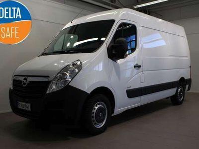 käytetty Opel Movano Van L2H2 (3,5t) 2.3 CDTI BiTurbo 107kW MT6 FWD (XZ14) Erään