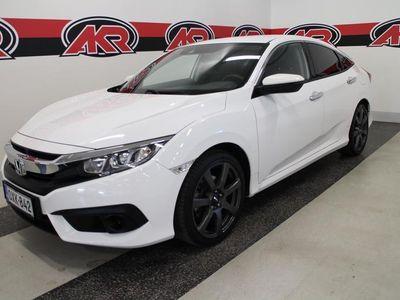 käytetty Honda Civic Sedan 182 hv Business