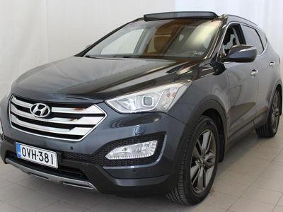 käytetty Hyundai Santa Fe 4WD 2,2 CRDi 145kW 6AT Premium 7-paikkainen