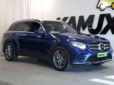 käytetty Mercedes GLC220 d 4Matic A Premium Business / SÄHKÖKOUKKU / BURMESTER / TYYLIKÄS /