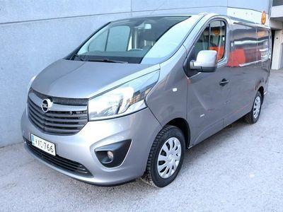 used Opel Vivaro