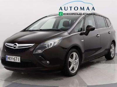 käytetty Opel Zafira Tourer Cosmo 2,0 CDTI ecoFLEX Start/Stop 96kW *7-paikkainen*