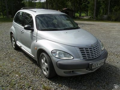 used Chrysler PT Cruiser 2,0 -00, kytkinvikainen