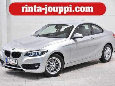 käytetty BMW 218 218 F22 Coupe i A Business - Auto kuin