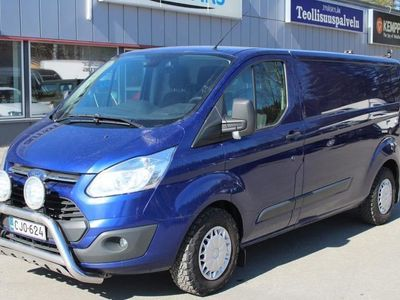 käytetty Ford Custom Transit2.2 tdci 125hv L2H1 *webasto*
