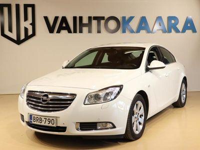 käytetty Opel Insignia 5-ov Edition 2,0 CDTI BiTurbo 195 Hv # Xenon, Navigointi, Infinity-Hifit # Tehopakkaus #