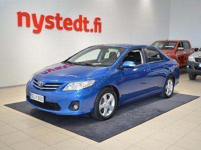 käytetty Toyota Corolla 1,6 Valvematic Linea Sol Plus 4ov