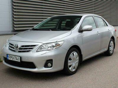 käytetty Toyota Corolla 1,6 Valvematic Linea Sol 4ov. *korkotarjous 2,9%+kulut*