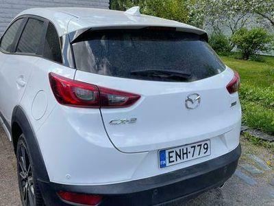 käytetty Mazda CX-3 1,5 (105) SKYACTIV-D Luxury Plus 6MT EH2