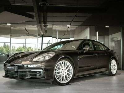 käytetty Porsche Panamera 4 E-Hybrid *ACC,Softclose,Bose,Pano,PDLS,360kamera,Sport-putkisto** - Tehdastakuu voimassa