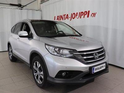 käytetty Honda CR-V Executive AT 4x4 *Nahkat, Navi, Panoraamakatto, Xenon*