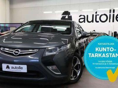 käytetty Opel Ampera *KOTIINTOIMITUS* Cosmo E-REV 1,4. Tarkastettuna, Rahoituksella, Kotiin toimitettuna!