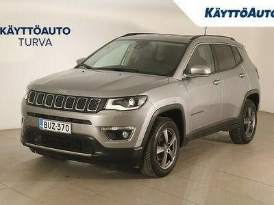 käytetty Jeep Compass 1,4 MultiAir 170hv AT9 4WD Limited