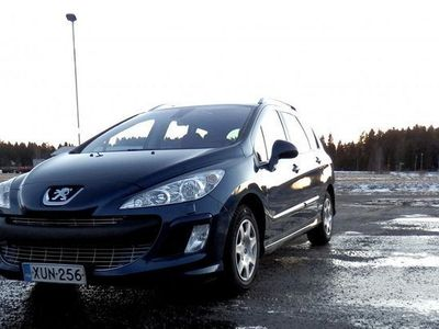 käytetty Peugeot 308 Eng/Fin