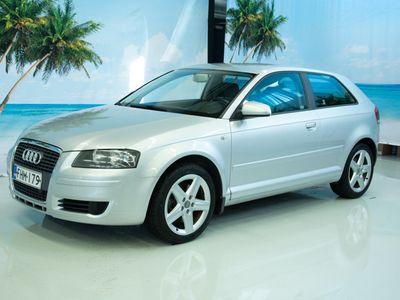 """käytetty Audi A3 Sportback 2,0 Turbo FSI 147kW // Maltilliset kilometrit / Siisti yksilö // - """"NYT HULLUT AVAJAISTARJOUKSET, KATSO!"""""""