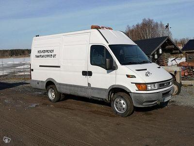 käytetty Iveco Daily huoltoauto