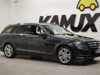 käytetty Mercedes C200 CDI BE T A Premium Business /Avantgarde /Vetokoukku /Sähköinen takaluukku