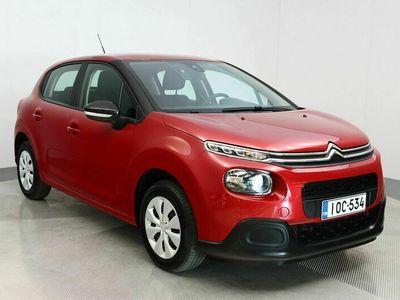 käytetty Citroën C3 PureTech 82 Feel / Parkkitutkat