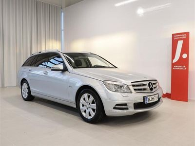 käytetty Mercedes C220 CDI BE T A Premium Business * TUTKAT XENONIT KOUKKU *