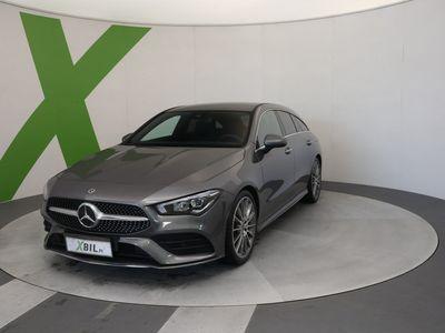 käytetty Mercedes 200 CLA-sarjad A Shooting Brake Business AMG Premium (MY20) *VALLATON KEVÄT-KAMPPIX!!* RAIDATON SEEPRA*