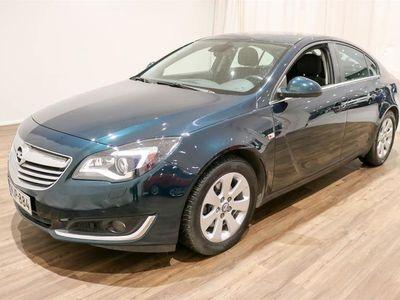käytetty Opel Insignia 5-ov Edition 1,6 Turbo 125kW AT6 **** Korko 0,99% + min. 1500 EUR takuuhyvitys ****