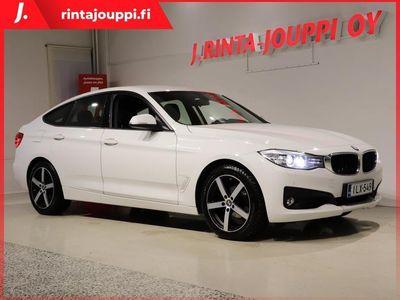 käytetty BMW 320 Gran Turismo Gran Turismo F34 320i TwinPower Turbo A xSport Edition *Suomi-auto / Sport-penkit / Sähk.luukku*