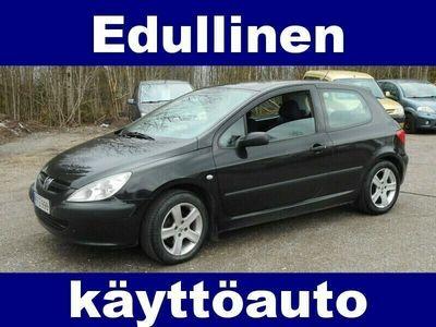 käytetty Peugeot 307 XR 2,0 3d Nettiautoon → !! KÄYTTÖAUTO EDULLISEEN HINTAAN !!