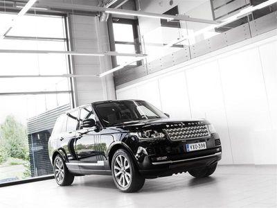 käytetty Land Rover Range Rover TDV6 Vogue Aut + Nahat + TV + Meridian + Webasto + BiXenon + Surround View + Vetokoukku