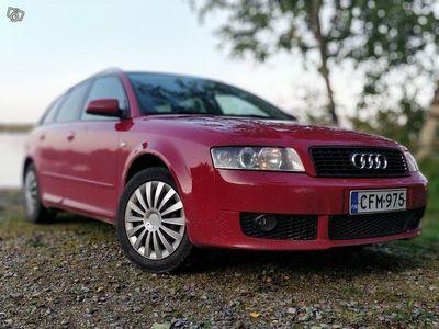 käytetty Audi A4 1.8 Avant Turbo 5d