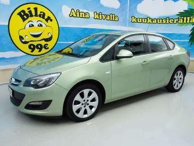 käytetty Opel Astra 4-ov Enjoy 1,4 Turbo ecoFLEX Start/Stop 103kW MT6 - *SUURI VARASTONTYHJENNYS!*