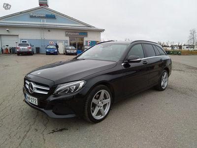 käytetty Mercedes C200 BLUETEC