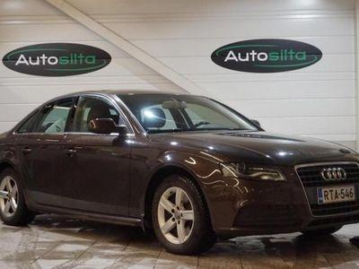 gebraucht Audi A4 1.8 TFSI 88KW BUSINESS SEDAN ILMASTOINNILLA. Myös vaihto ja rahoitus. Nyt jopa ilman käsirahaa.