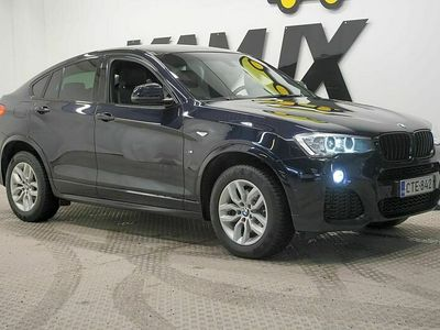 käytetty BMW X4 F26 xDrive30d TwinPower Turbo A X Edition