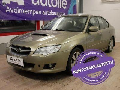 käytetty Subaru Legacy *UPEA* 2.0TD AWD Sedan (ZS) Tarkastettuna, Rahoituksella, Kotiin toimitettuna!