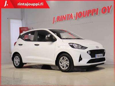 käytetty Hyundai i10 i10Viistoperä (AB) 5ov 998cm3 *1om / Suomi-auto / pienillä kilometreillä* *** J. kotiintoimitus