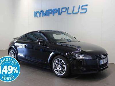 käytetty Audi TT Coupé 2,0 TDI 125 kW quattro - ** RAHOITUSKORKO 1,49% ** - KaukoWebasto / Xenon